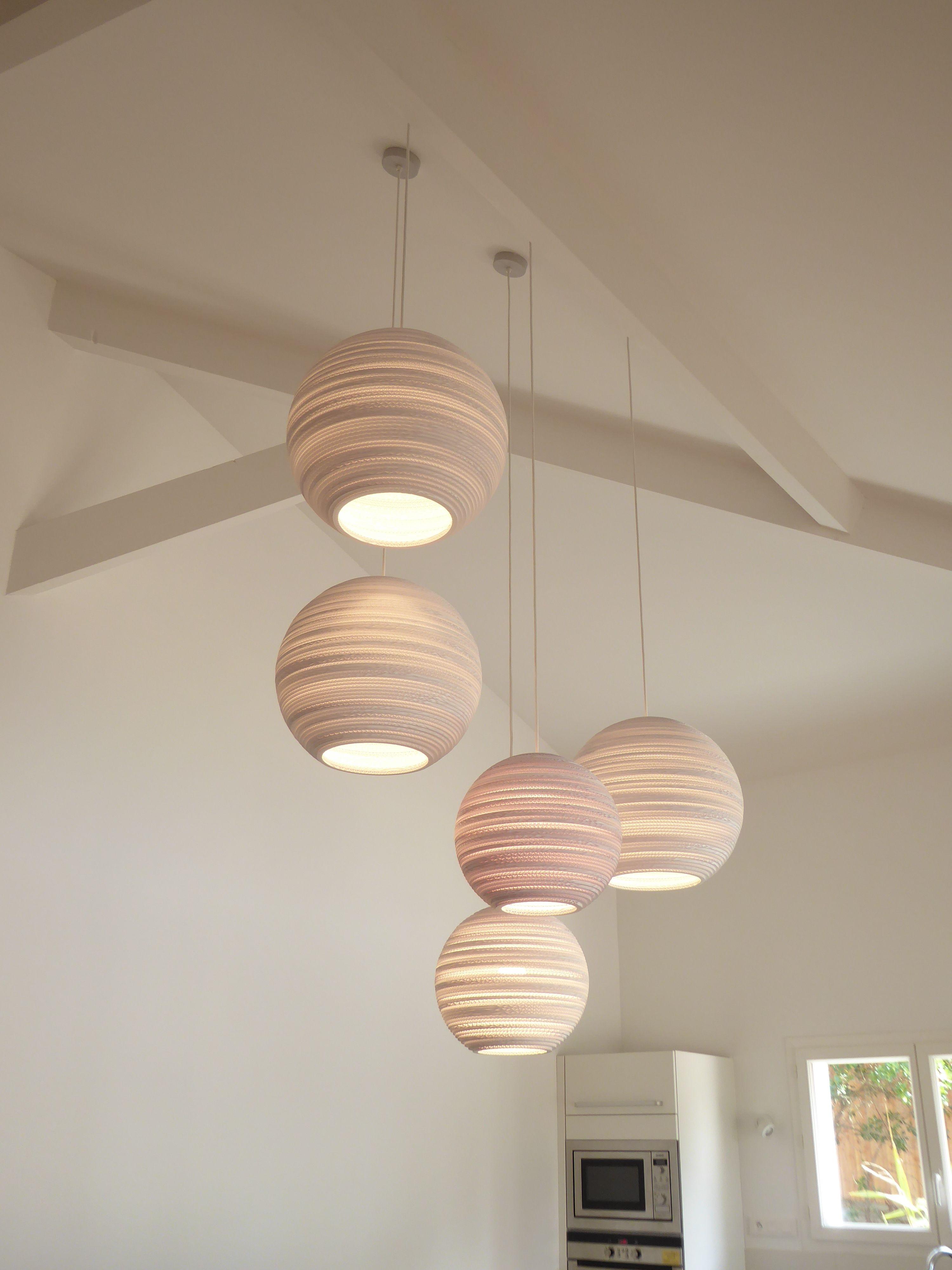 Paper Ceiling Lanterns