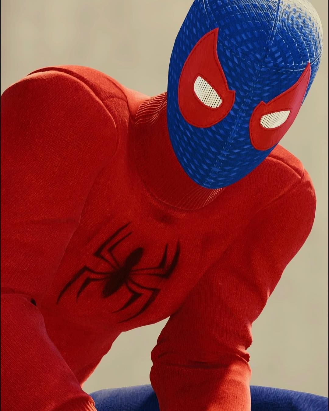 New Boys Kids Spider-Man Parallel universe Spiderman Costume Party Fancy Dress