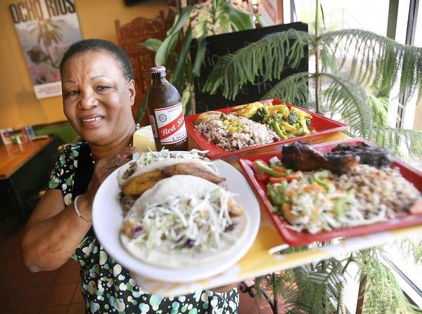 Mama Millie S Jamaican Cafe Serving Up Tasty Caribbean Food Caribbean Recipes Jamaican Cuisine Jamaican Recipes