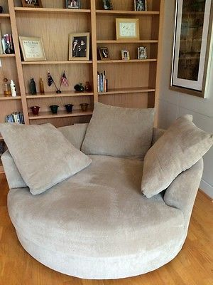 Luxury Circular Living Room Furniture