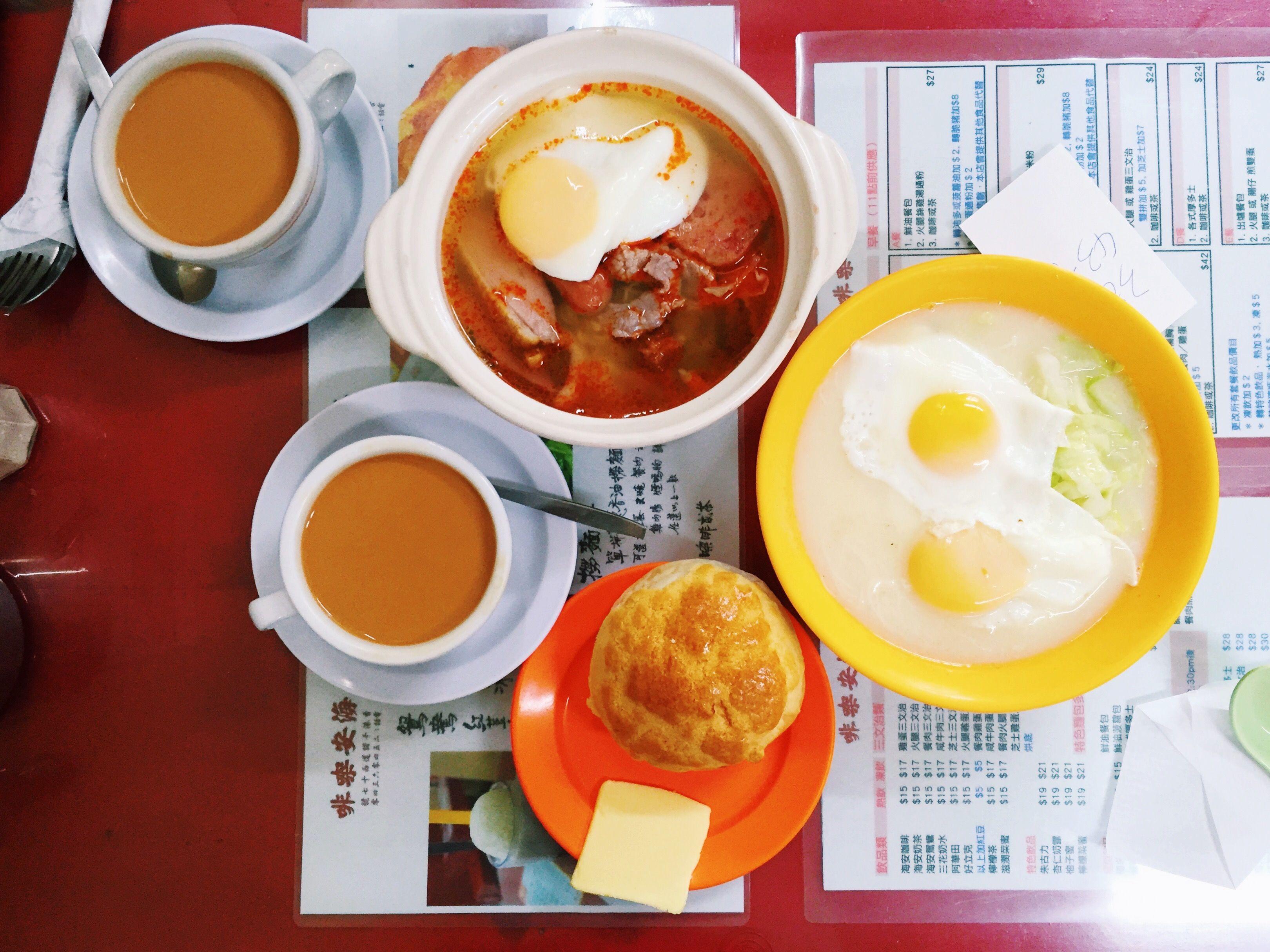 #海安㗎啡室 #bingsut #菠蘿油