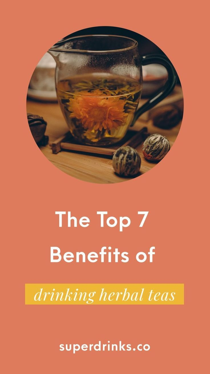 Photo of The Top 7 Benefits of Healthy Teas (+ Tea Facts and Trivia You've Never Heard Before) — Superdrinks