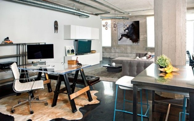 Cool Home Office Design