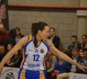 D'anete Basket Eurocup La Steinberga Féminin Réaction Women 6q7qFzw