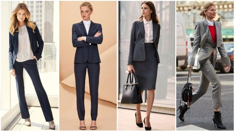 How to Wear Business Attire for Women | Corporate attire