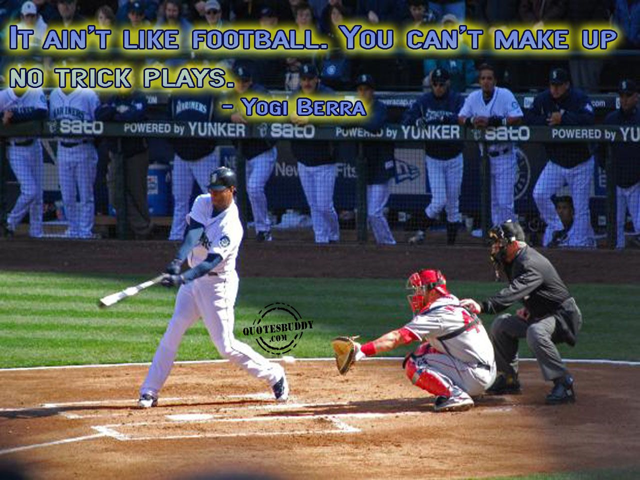 Funny Baseball Quotes Endearing Let The Game Begin  Tidewater Drillers  Tidewater Drillers .