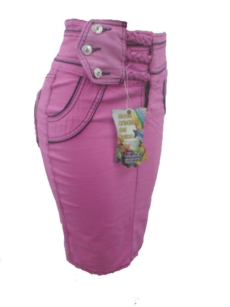 falda en tela crudo stress tallas de la 8 a la 14 colores  blanco ... 05731865ba74
