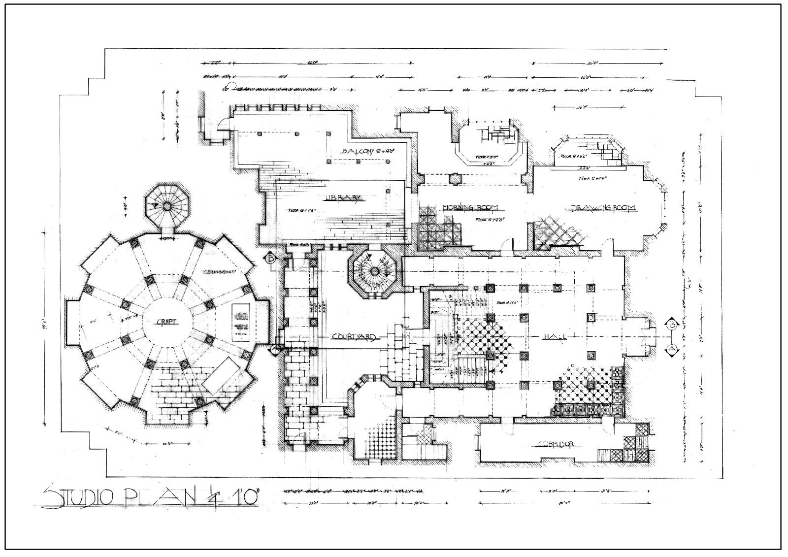 Floor Plan The Fall Of The House Of Usher School Stuff Pinterest