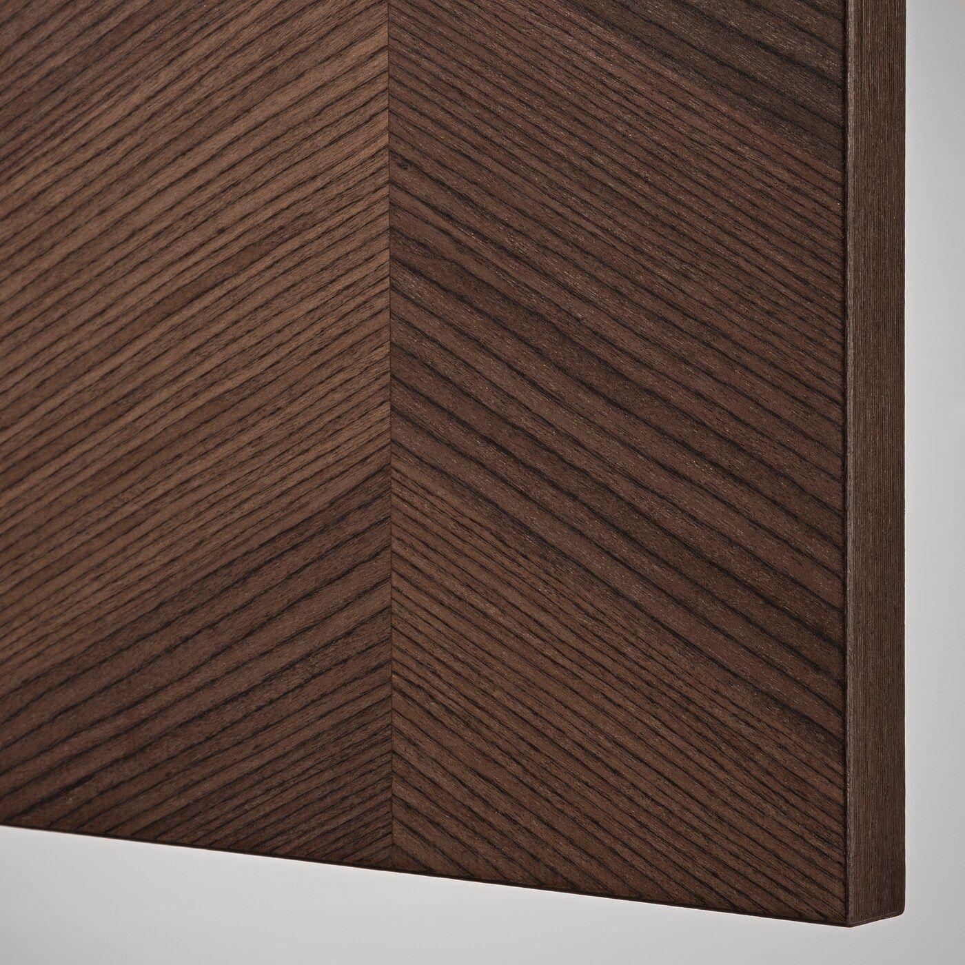 IKEA – SEKTION Corner wall cabinet with shelves
