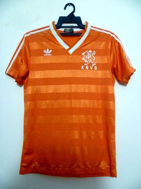 e8ca442df7d VTG HOLLAND 1989 ADIDAS FOOTBALL SHIRT JERSEY MAILLOT TRIKOT ...