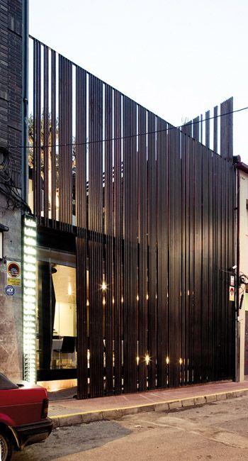 Ara 07 restaurante gastron mico lolita san vicente del raspeig rejas arquitectura - Muebles en san vicente del raspeig ...