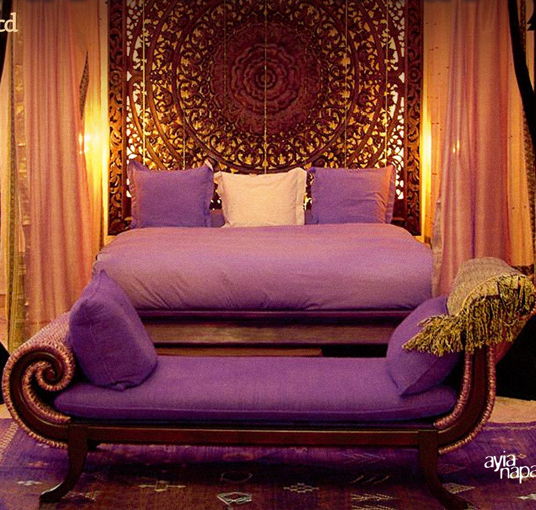 "Passionate about ""Purple"" Paint walls and Mauve"