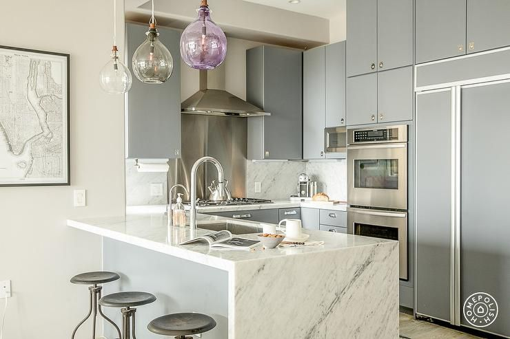 Lovely Kitchen Front Design