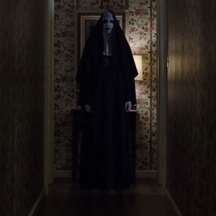 I Keep Having Nightmares About This Nun Tell Me Why I Thought She
