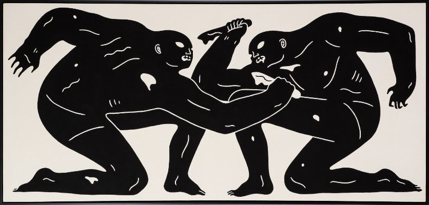 Cleon Peterson, 'Balance of Power,' 2015, Library Street Collective