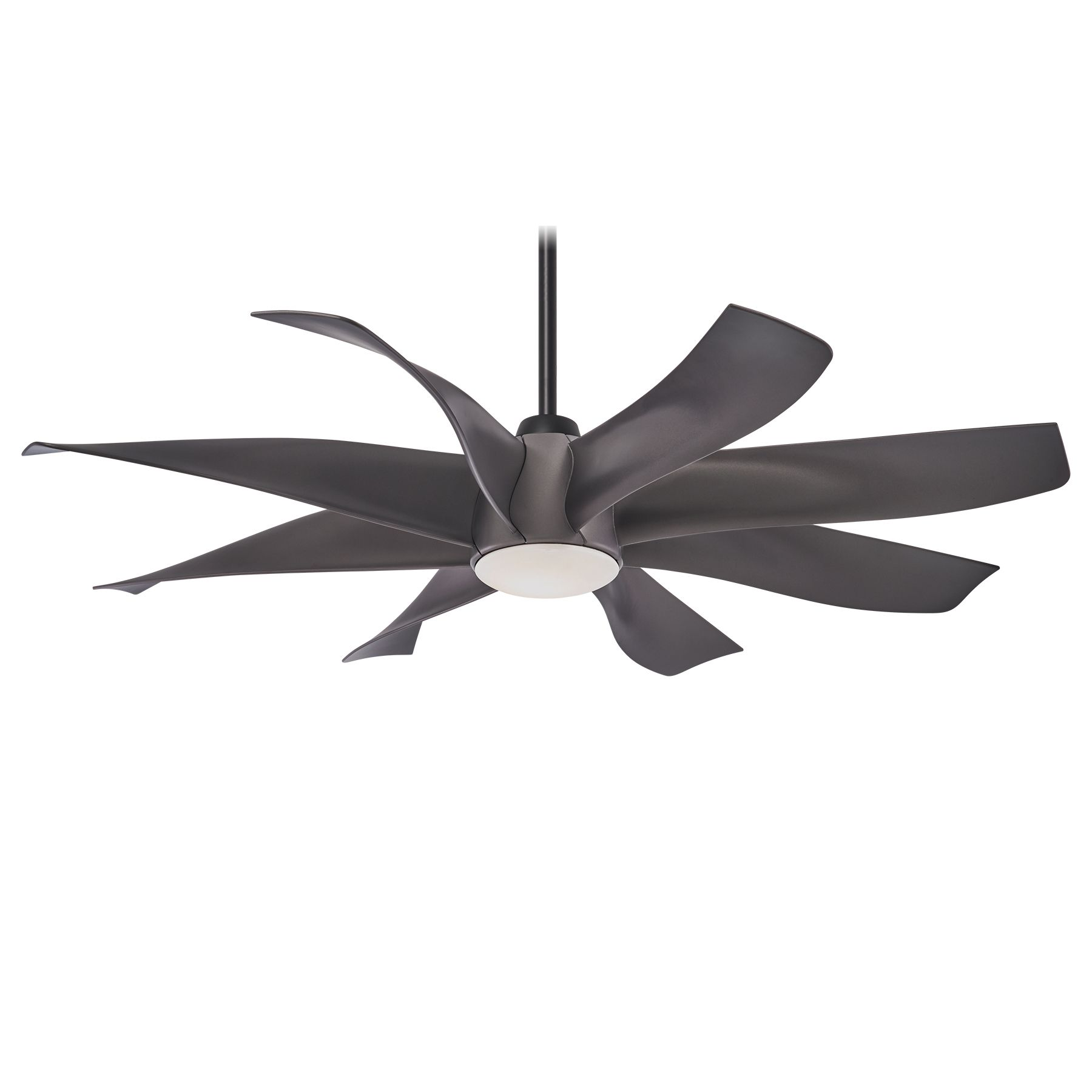 Dream Star Ceiling Fan With Light Comes With A Graphite Steel Motor With Matching Blades A White Motor With Matc Ceiling Fan Ceiling Fan With Remote Fan Light