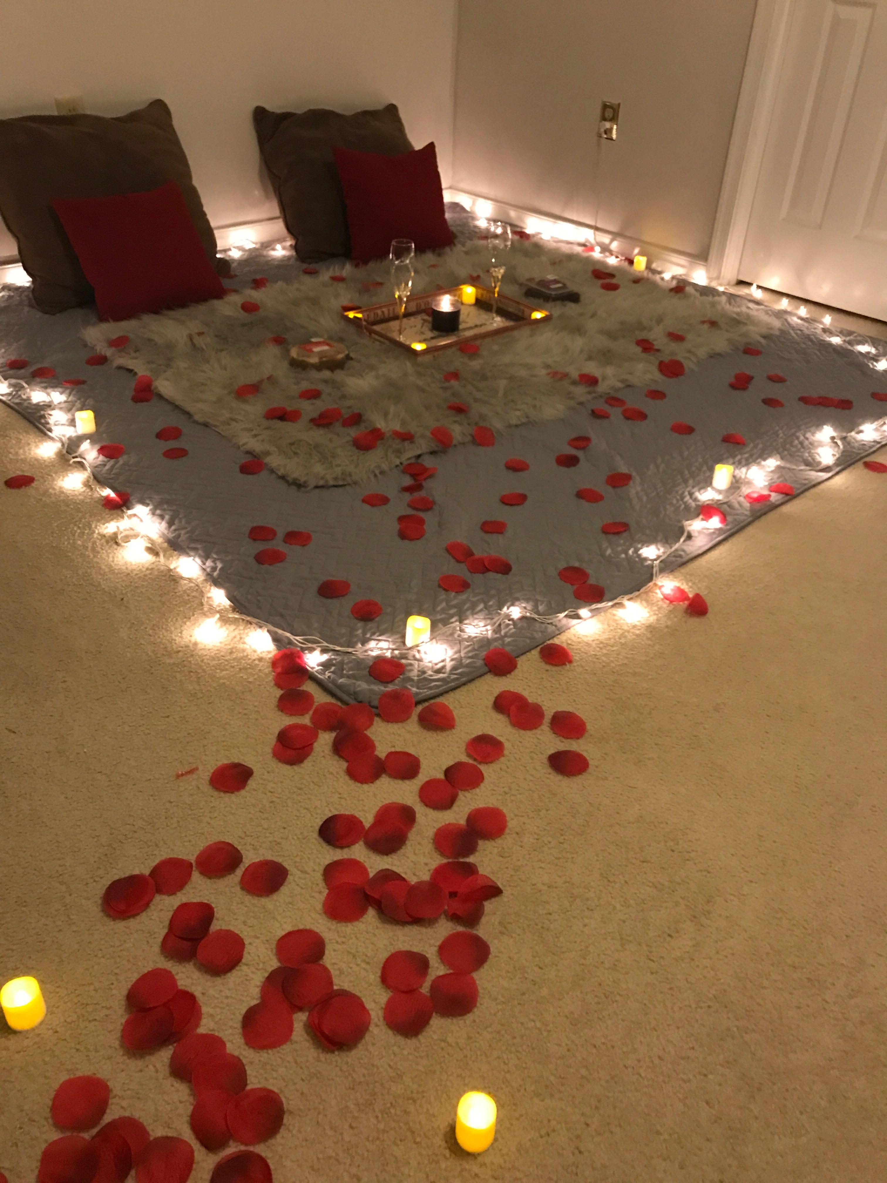 Indoor Picnic My Husband Is The Best Datenight Romantic