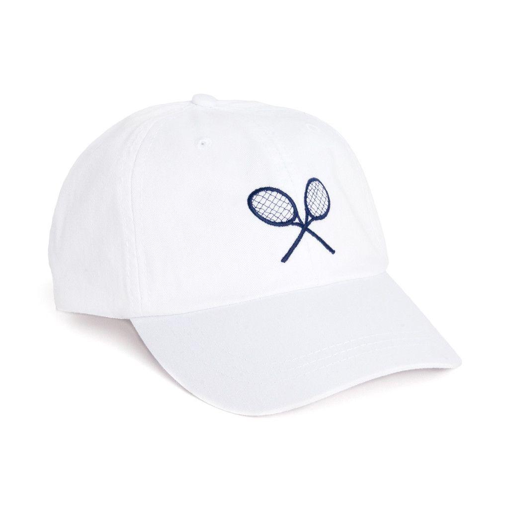 Embroidered Tennis Hat Tennis Workout Tennis Gifts Tennis