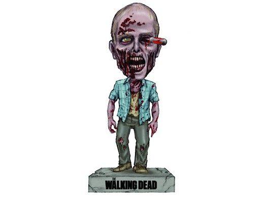 . ZMART . Figura Walking Dead Zombie Wacky Wobbler