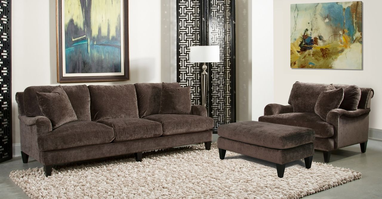 Charlotte Living Room Sofa Set Fairmont Designs Furniture