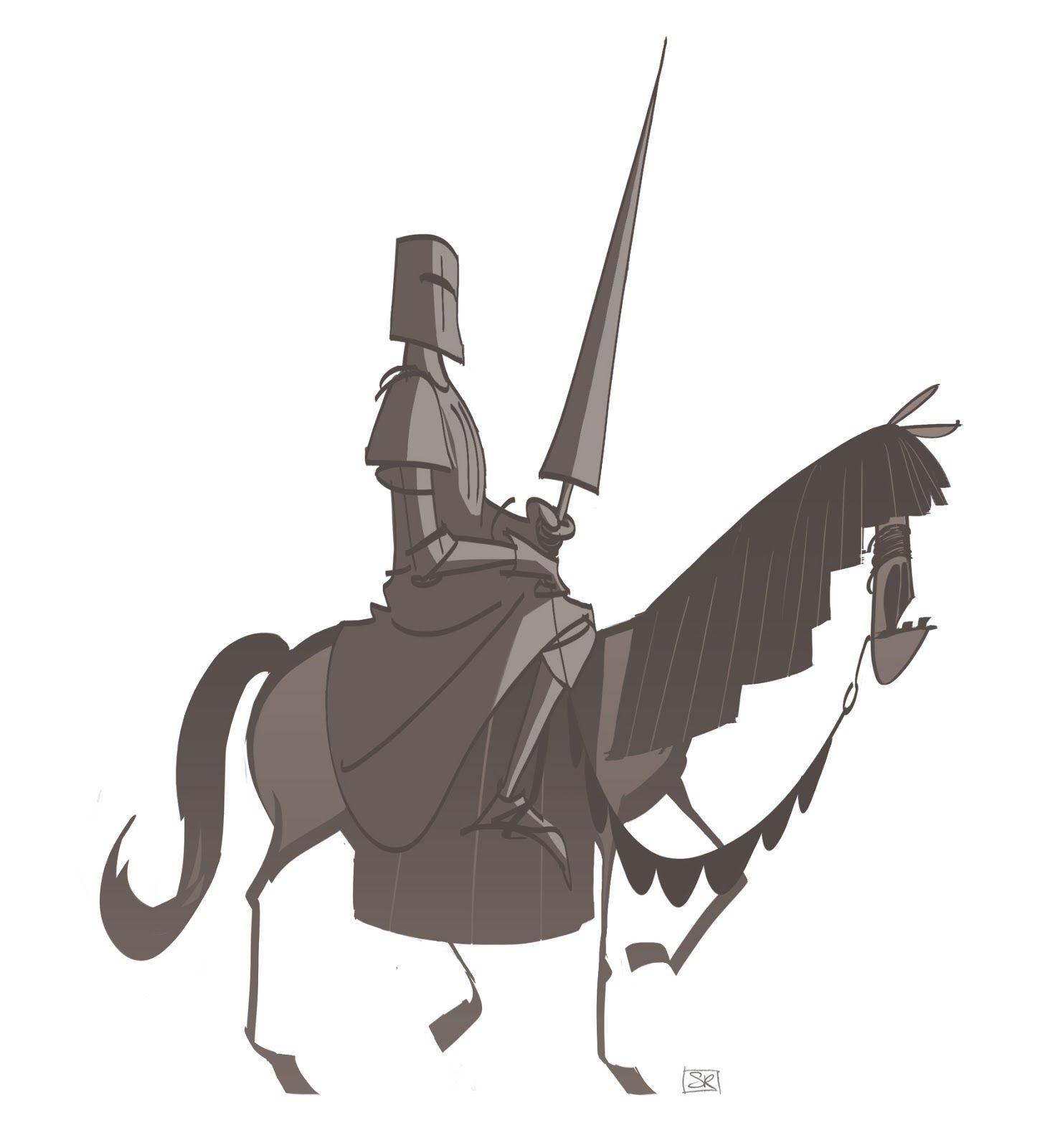 seb rouxel: The dark knight