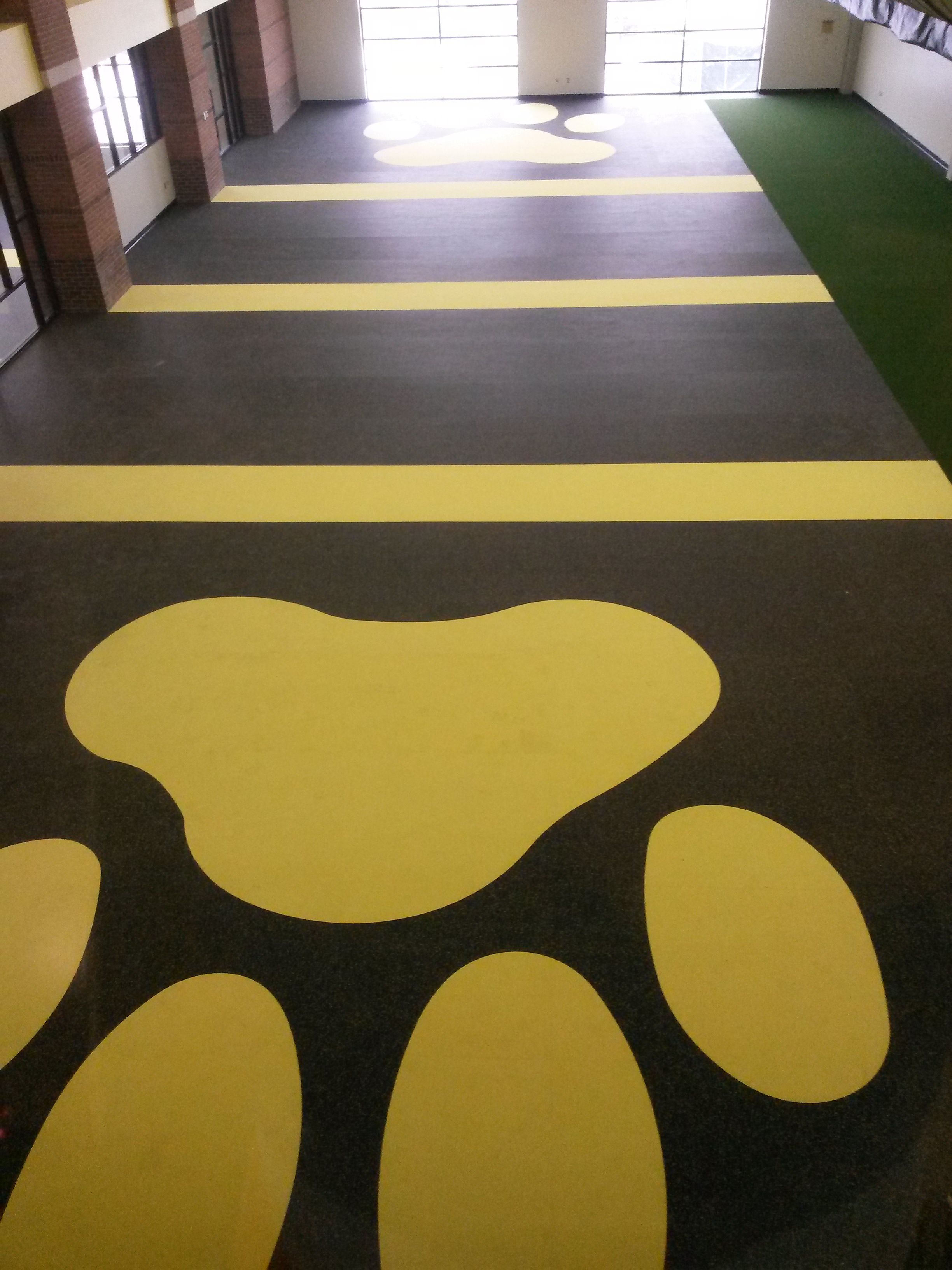 Thor Resi24 and Thor Thunder 40 Performance Turf installation for