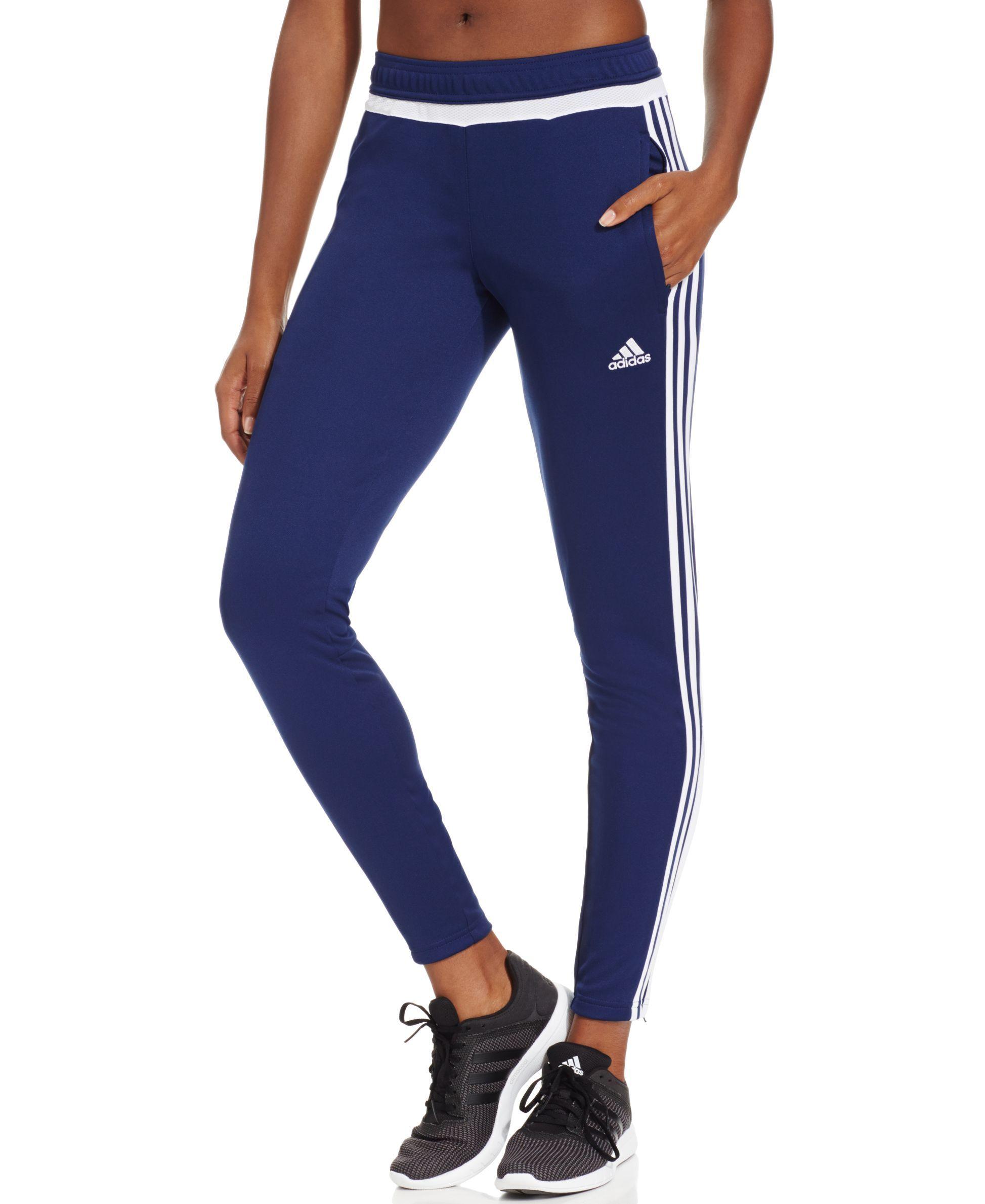 f29563fdb33 Adidas Tiro 15 ClimaCool® Training Pants - Activewear - Women - Macy's