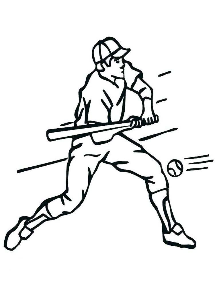 Baseball Diamond Coloring Pages Below Is A Collection Of Baseball Coloring Page That You Can Down Baseball Coloring Pages Sports Coloring Pages Coloring Pages