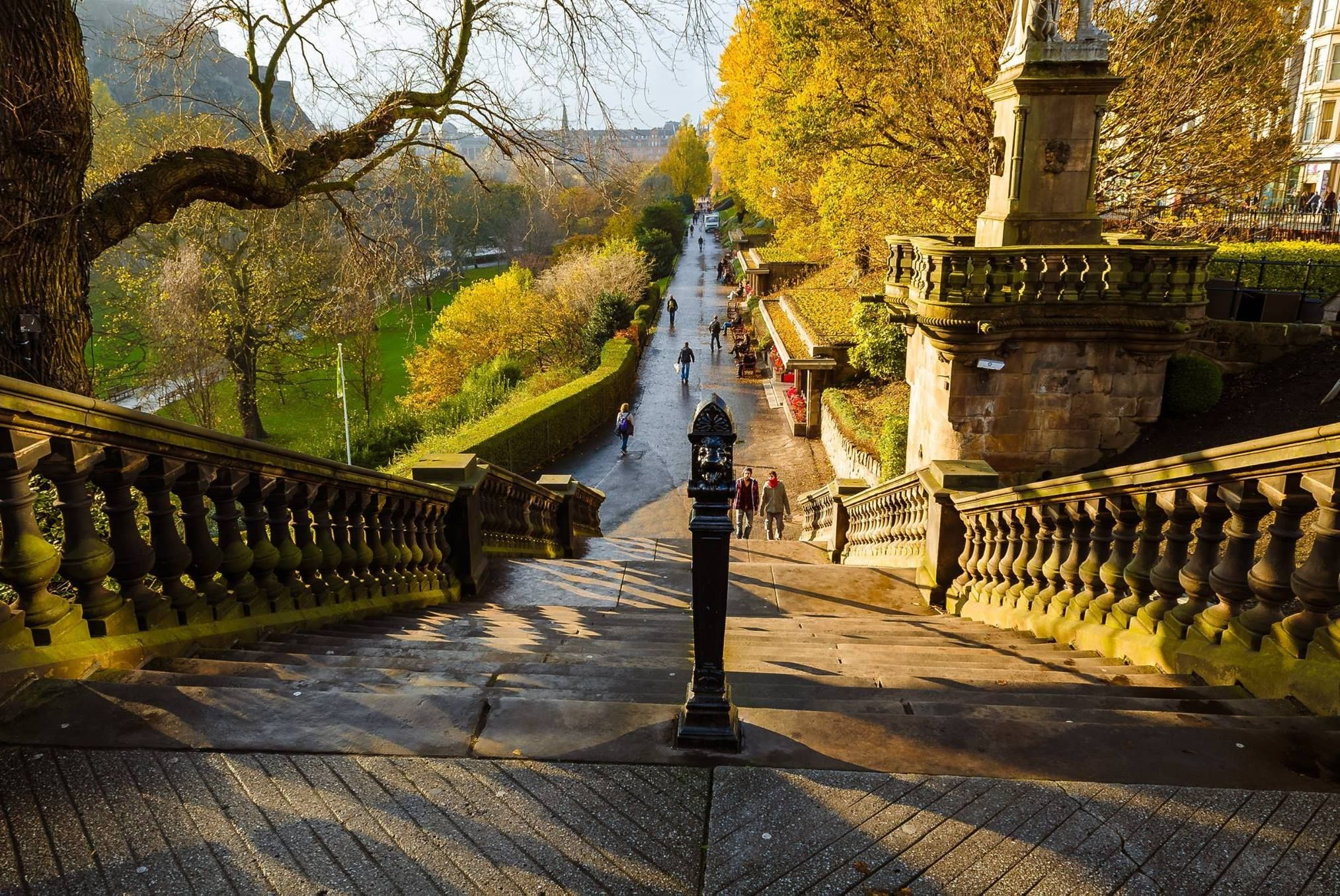 Beautiful Edinburgh updated their profile picture. Yesterday at 12 ...