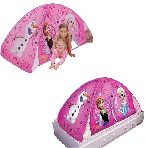 Disney Frozen 2 In 1 Play Tent Bed Tent 2 In 1 Tent Fits Most