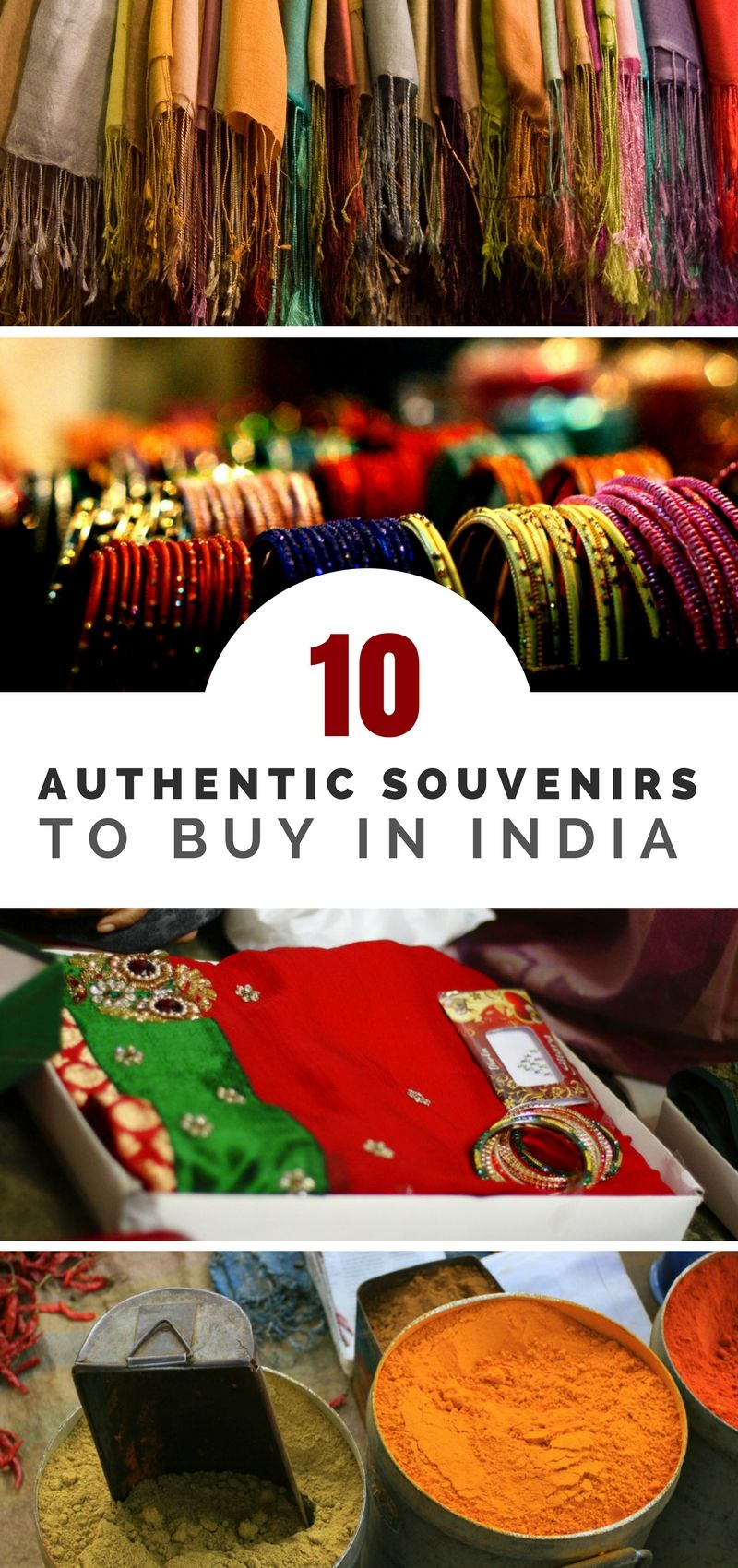 Check out 10 amazing souvenirs you can in India