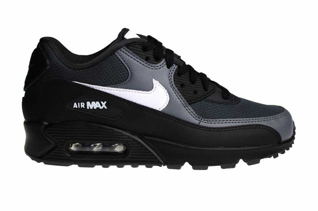 nike air max black heren