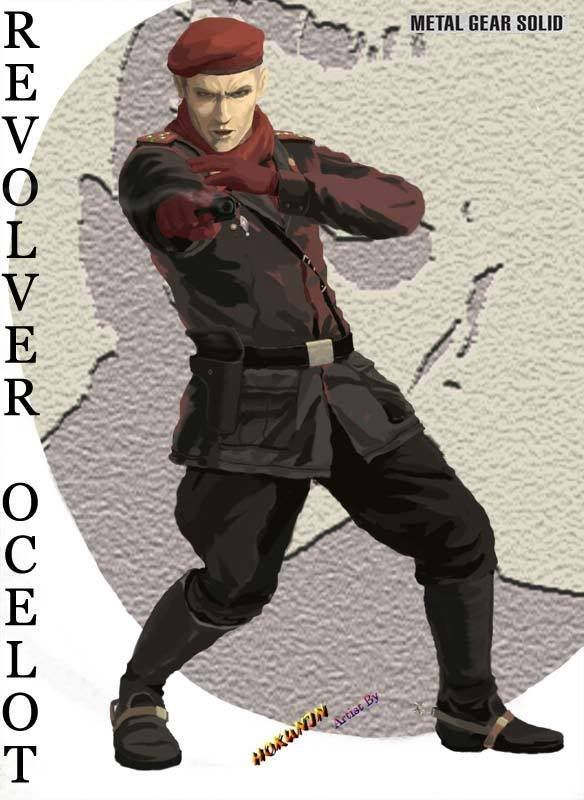 Revolver Ocelot Anyone Here Know Where To Acquire A Mgs3 Se