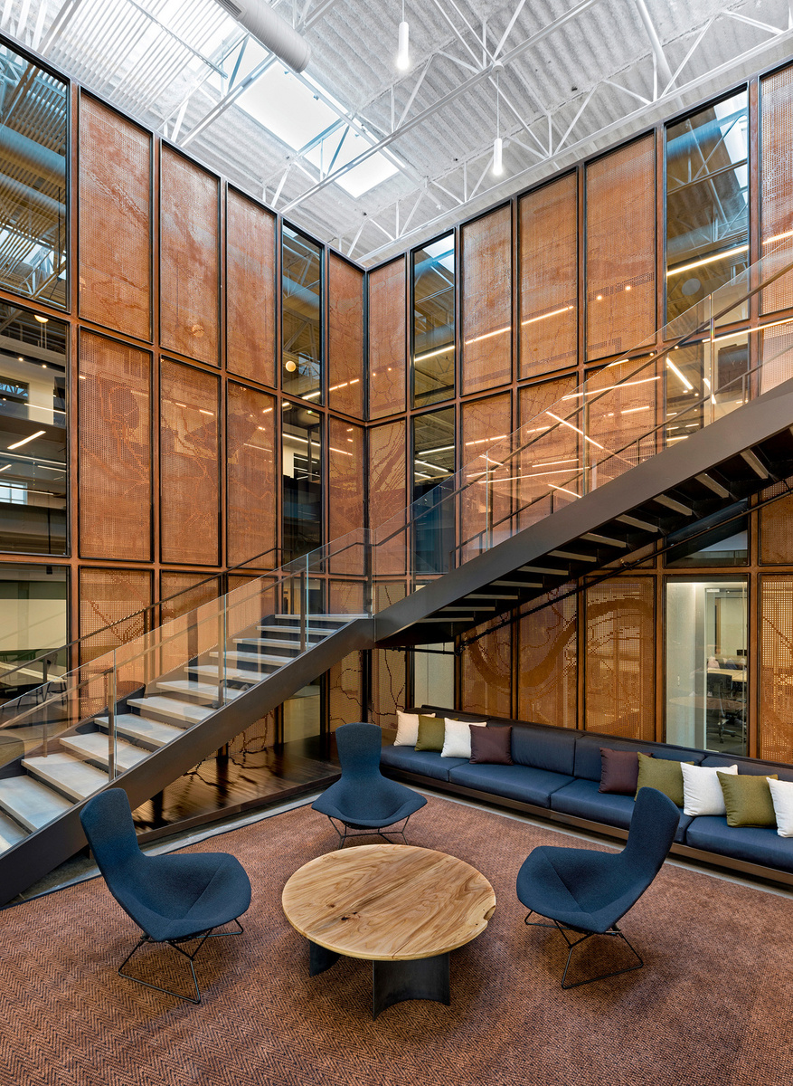Uber Advanced Technologies Group Offices Pittsburgh Office
