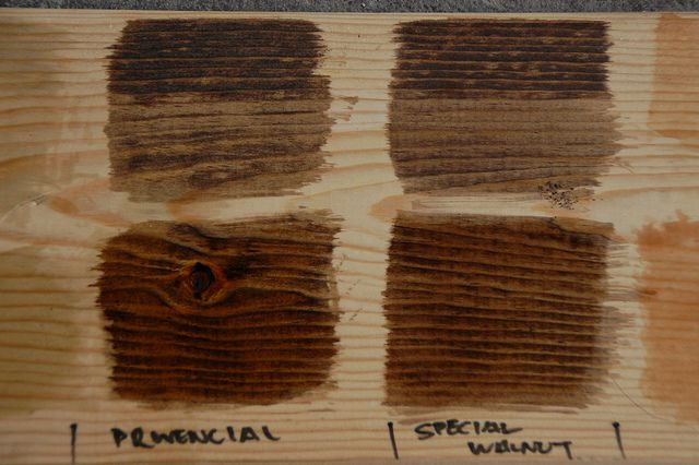 Provincial Vs Special Walnut For Our Home Pinterest