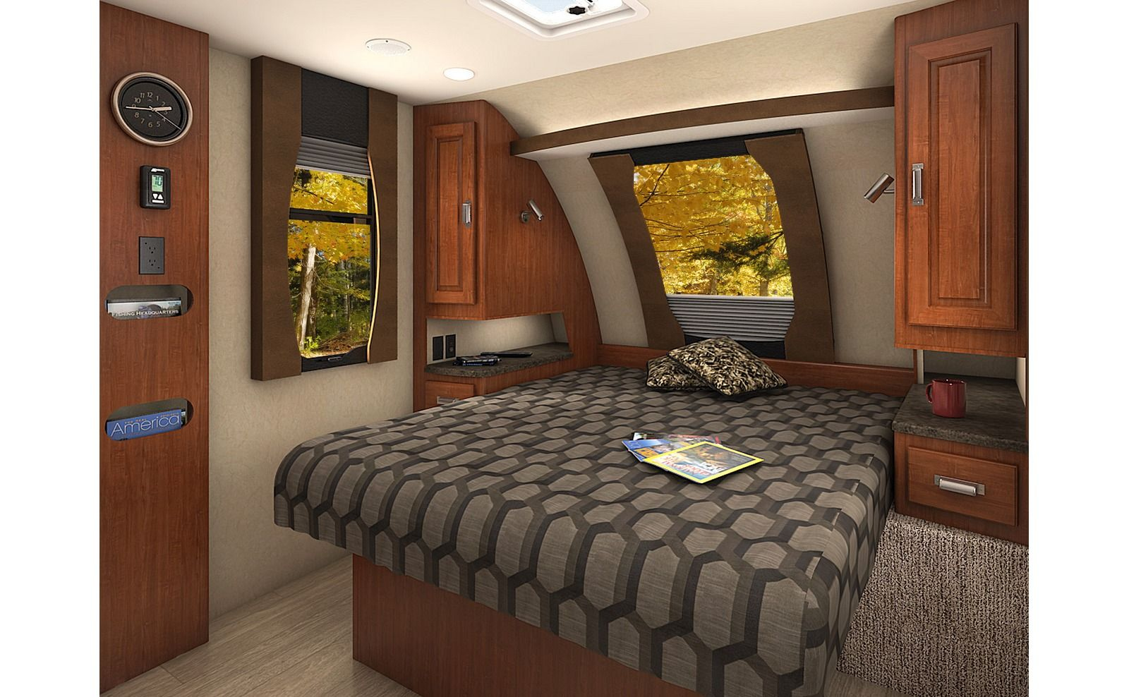 Lance 2185 Travel Trailer Got a family? How about