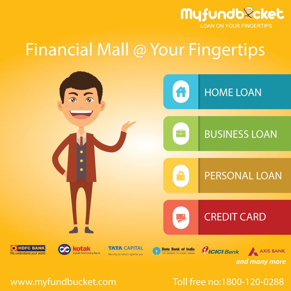 Pin By Myfund Bucket On Free Personal Loans Icici Bank Loan