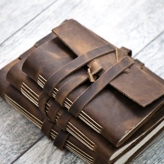 Personalized Premium Leather Journal