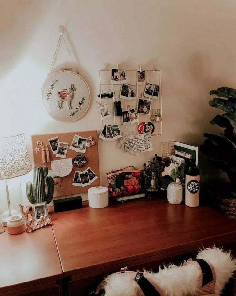 ✔67 cool desk dorm room ideas 20 ~ aacmm.com