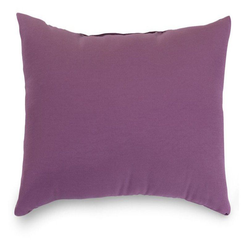 Majestic Home Goods Solid Indoor / Outdoor Pillow - 20L x 12W in.