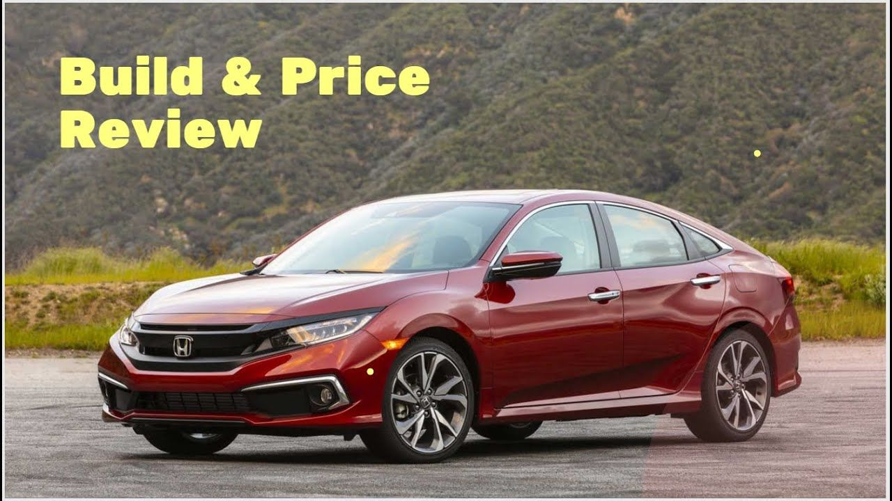 2020 honda civic ex sedan with body kit build price review configur in 2020 civic sedan honda civic sedan honda civic pinterest
