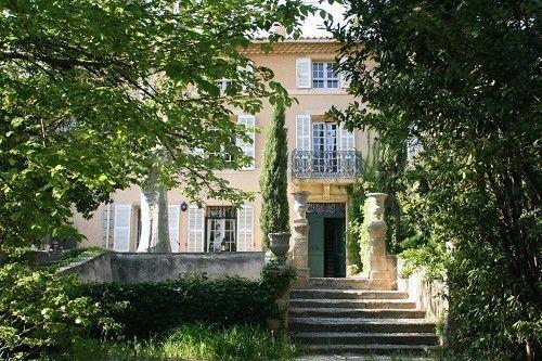 Maison de maitre XVIIIème sur les hauteurs d\u0027Aix-en-Provence