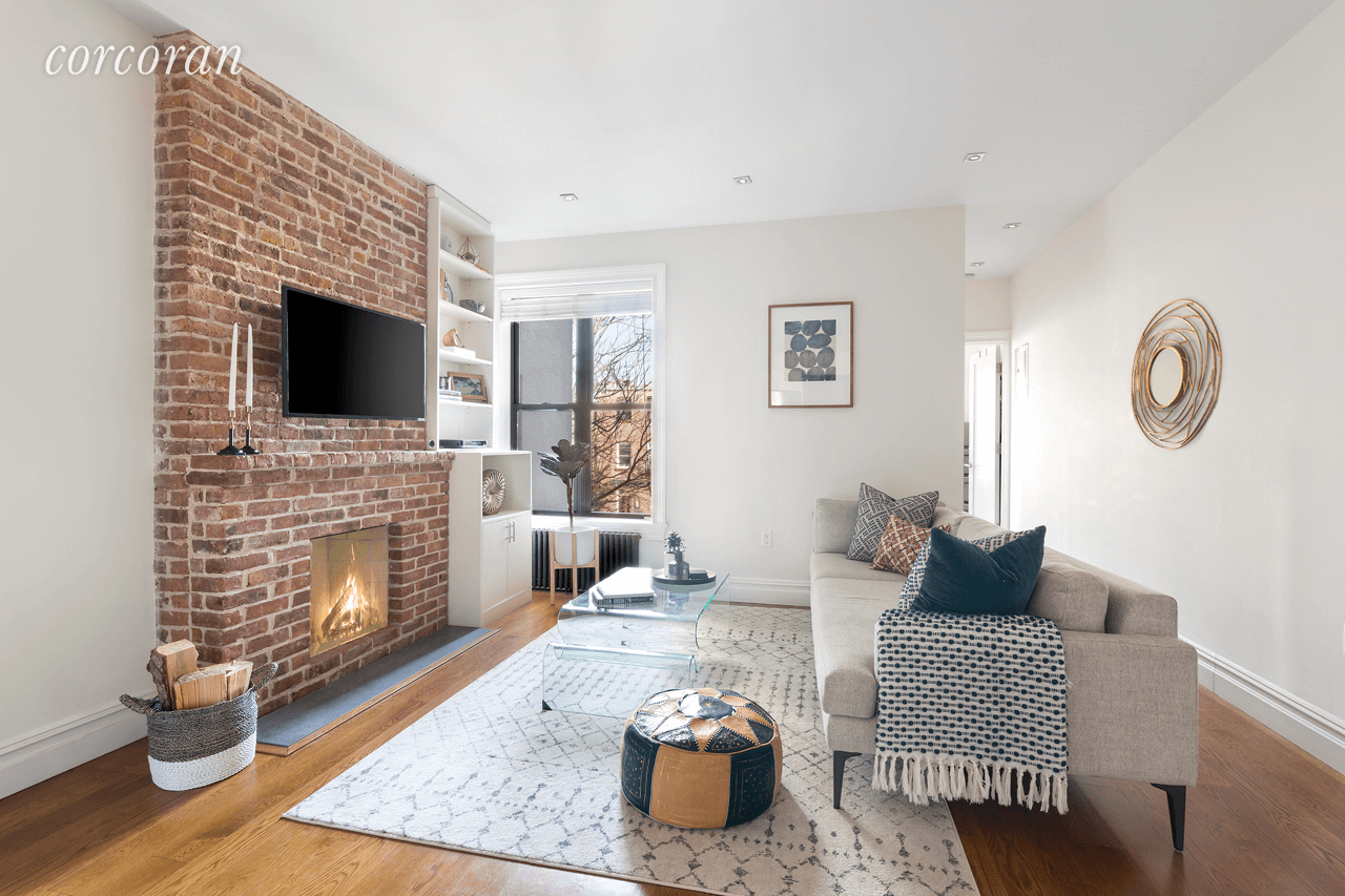 Serviceable TwoBedroom Condo in Park Slope With Custom