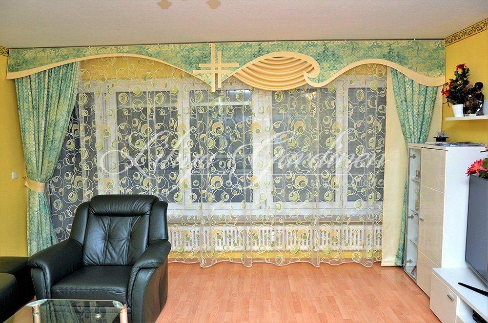 Wohnzimmer Gardinen nach Maß kaufen | Home decor, Decor ...