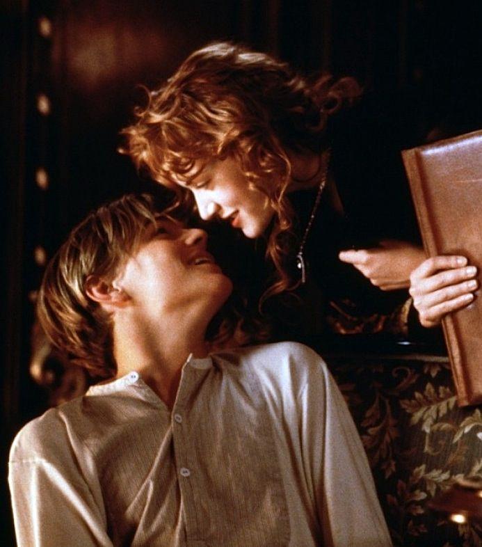 mademoisellelapiquante: Leonardo DiCaprio and Kate Winslet ...