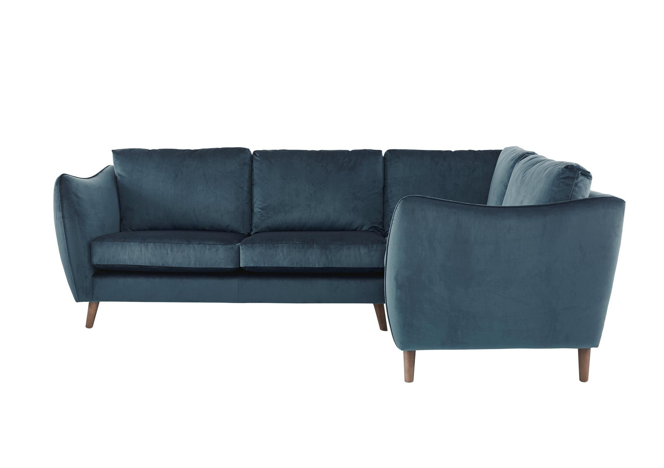 City Loft Fabric Corner Sofa Furniture Village