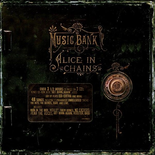 Alice In Chains Music Bank This Is One Of The Few Box Sets