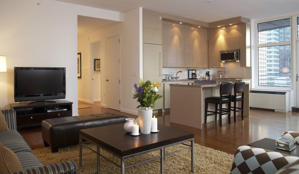 Living cocina comedor integrados cocinas - Cocina salon comedor integrados ...