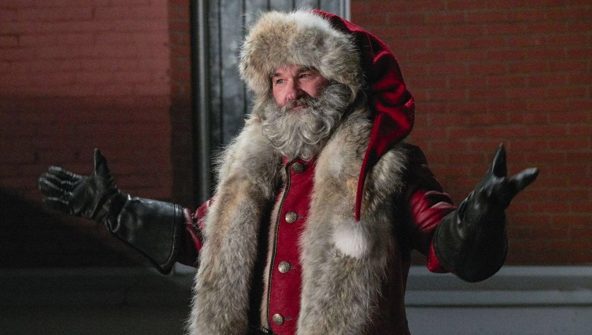 The best, worst and weirdest Santa Claus movies . . MWMD