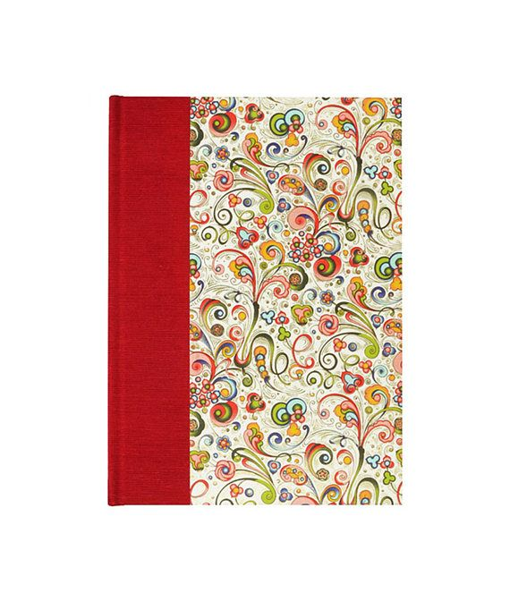 address book large nouveau red just red br and pretty